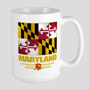 Maryland Pride Large Mug